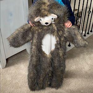 Pottery barn kids Hedgehog costume 12-24 months